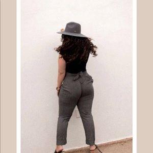 Pants - HIGH WAISTED PANT